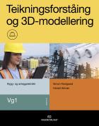 Teikningsforståing, 3D-modellar og oppgåver