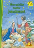 Alina og Julian treffer Jesusbarnet