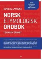 Norsk etymologisk ordbok