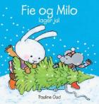 Fie og Milo lager jul