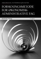 Forskningsmetode for økonomisk-administrative fag