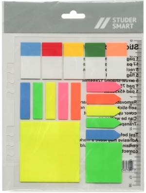 Indexnotes med 17 pads //Studer Smart