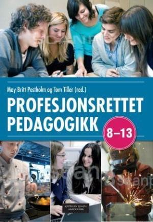 Profesjonsrettet pedagogikk 8-13