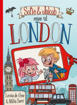 Sofie & Jakob reiser til London