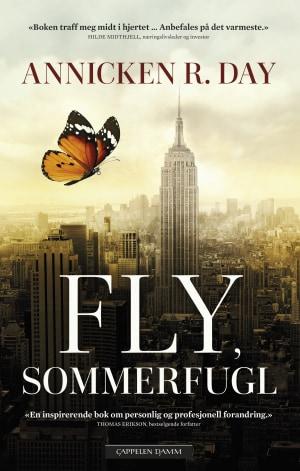 Fly, sommerfugl