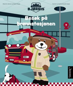 Besøk på brannstasjonen