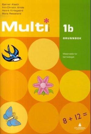 Multi 1b, 2. utgåve