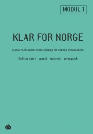 Klar for Norge: norsk-spansk-italiensk-portugisisk