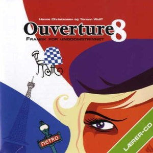 Ouverture 8 lærer-CD