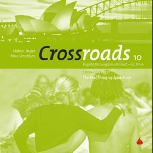 Crossroads 10 Lærer - CD (gammel utgave)