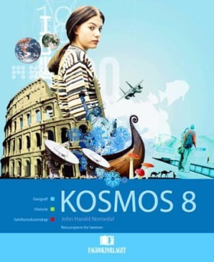 Kosmos 8 Ressursperm for læreren