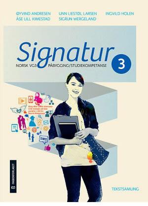 Signatur 3 Tekstsamling, d-bok