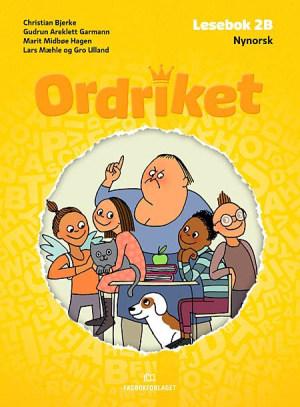 Ordriket 2B Lesebok