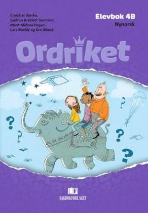 Ordriket 4B Elevbok