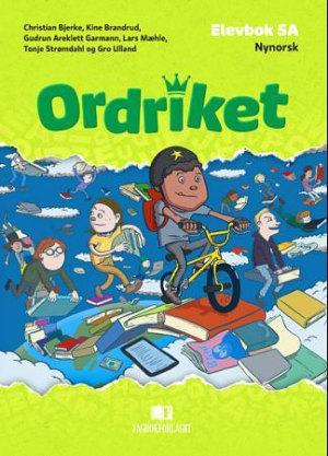 Ordriket 5A Elevbok