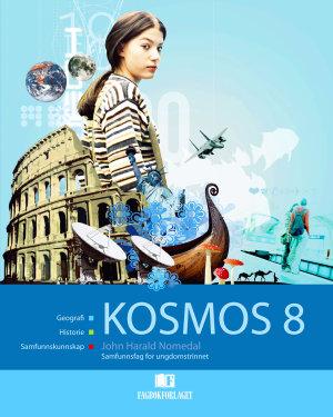 Kosmos Interaktiv 8 elevbok, d-bok