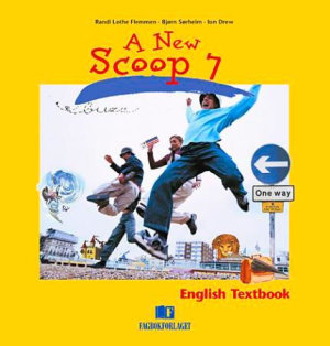 A New Scoop 7 Textbook, d-bok
