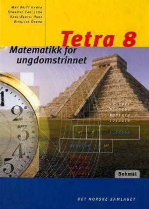 Tetra 8 Grunnbok, d-bok