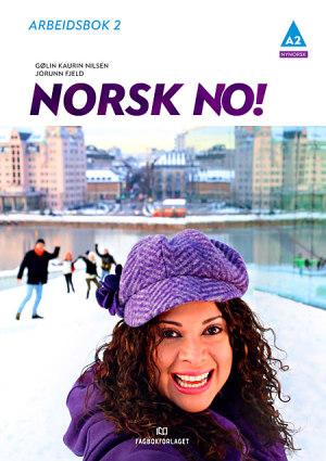 Norsk no! Arbeidsbok 2 (nynorsk utgåve 2017)