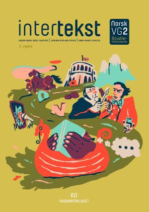 Intertekst Vg2 (2. utgave 2021)