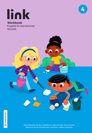 link 4 Workbook, d-bok