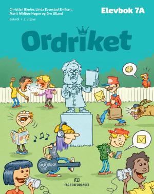 Ordriket 7A Elevbok, d-bok