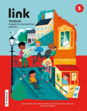 link 5 Textbook, d-bok
