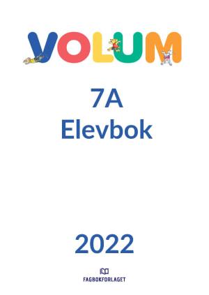 Volum 7A Elevbok