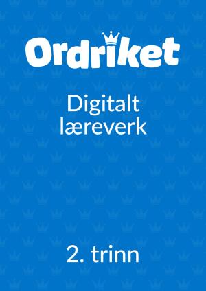 Ordriket DIGITAL ELEV 2. trinn