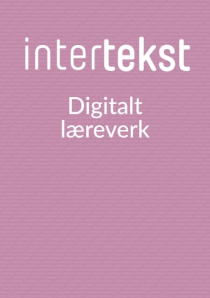 Intertekst digitalt læreverk