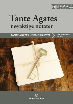 Tante Agates nøyaktige notater, d-bok