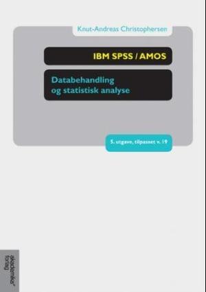 IBM SPSS / AMOS