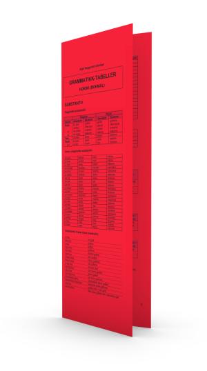 Grammatikk-tabeller