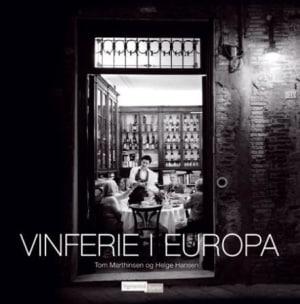Vinferie i Europa