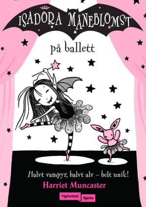 Isadora Måneblomst på ballett