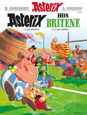 Asterix hos britene