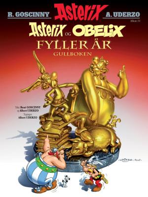 Asterix og Obelix fyller år