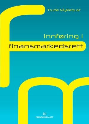 Innføring i finansmarkedsrett