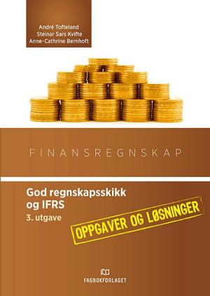 Finansregnskap - God regnskapsskikk og IFRS
