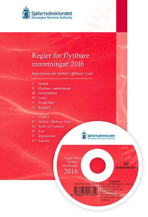Regler for flyttbare innretninger 2016 = Regulations for mobile offshore units 2016