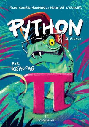 Python for realfag, e-bok