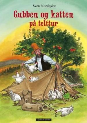 Gubben og katten på telttur