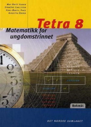 Tetra 8 Grunnbok BM