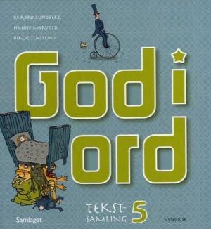 God i ord 5 Tekstsamling NYN