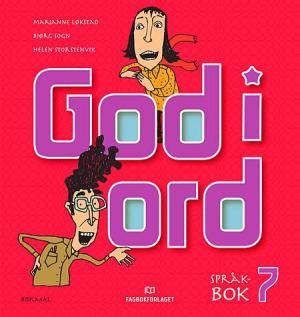 God i ord 7 Språkbok BM