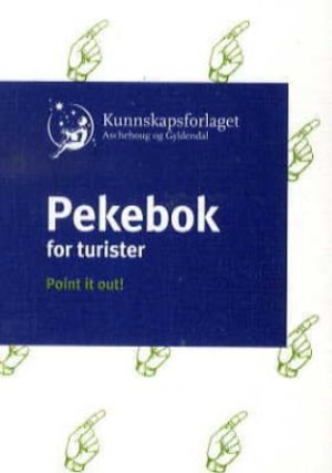 Pekebok for turister