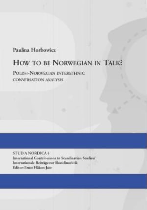 How to be Norwegian in talk?