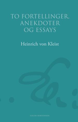 To fortellinger, anekdoter og essays