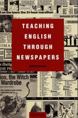 Teaching english throug newspapers