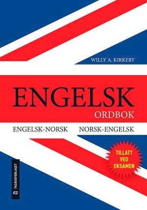 Engelsk ordbok, engelsk-norsk/norsk-engelsk